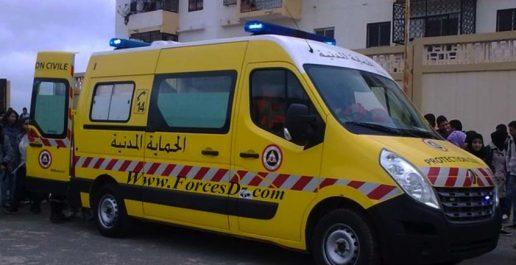Azzaba: Cinq blessés dans une explosion de gaz