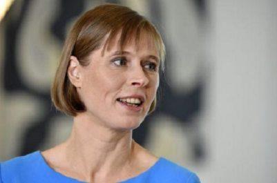 Entretien exclusif avec Kersti Kaljulaid, présidente de l'Estonie, le pays qui veut partager sa success-story numérique avec l'Afrique