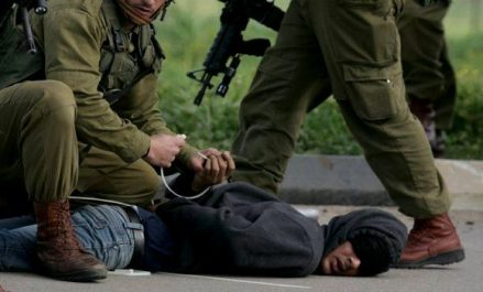 Agression israélienne: 3 palestiniens tués et 54 autres interpellés en Cisjordanie