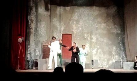 Théâtre: «Axerdus» (la tranchée), le nouveau mélodrame du TR Bejaia