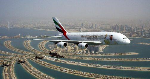 Emirates, Etihad, Air Arabia et Flydubai volent ensemble (vidéo)