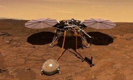 NASA: InSight enregistre pour la 1ère fois le son du vent sur Mars