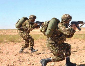 26 orpailleurs interceptés à Tamanrasset et Bordj Badji Mokhtar (MDN)