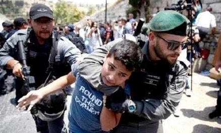 Agression israélienne : plus de 100 Palestiniens interpellés en Cisjordanie occupée