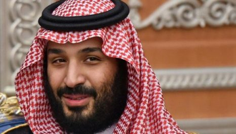 Le Prince héritier saoudien Mohammed Ben Salmane dimanche en Algérie