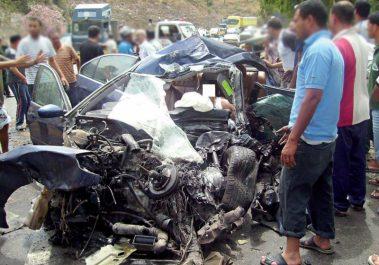 Accidents de la circulation: 15 morts et 17 blessés au cours des dernières 48 heures