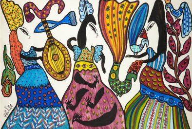 Baya Mahieddine – La charmeuse de Picasso et Matisse