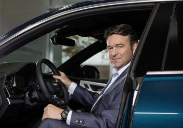 Audi AG a un nouveau président