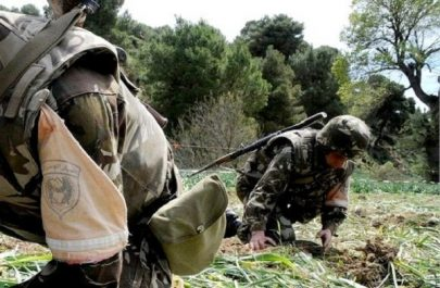 2 casemates pour terroristes et une bombe artisanale détruites