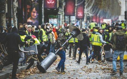Crise des «Gilets jaunes» : dépôt à l'Assemblée française d'une motion de censure contre le gouvernement