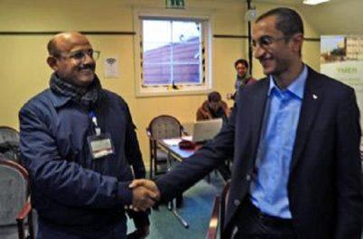 En suède, une poignée de main exceptionnelle entre belligérants: Vent d'optimisme pour le Yémen