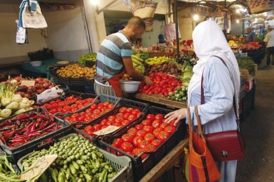 Constantine – Les prix des fruits et légumes flambent