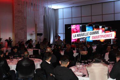 BOMARE COMPANY lance sept nouveaux smartphones ''Stream''