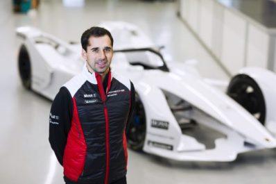Neel Jani rejoint l'équipe Porsche en Formule E