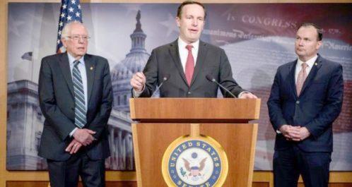 États-Unis : Trump essuie un double camouflet au Sénat sur l'Arabie saoudite