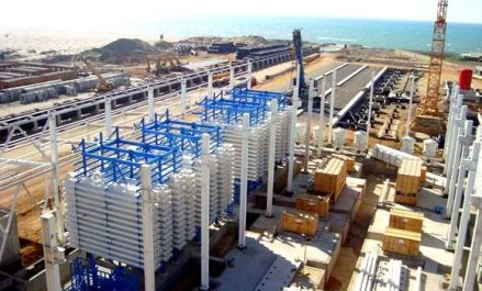Boumerdès : réception de la centrale électrique de Cap Djinet en juin 2019
