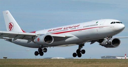 France: Le trafic aérien vers l'Algérie en baisse