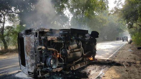 Inde: émeutes après la découverte de vaches mortes