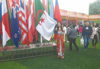 Festival international sur les cultures étrangères : La prouesse d'une étudiante algérienne en Chine