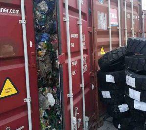 Les explications de l'importateur des conteneurs d'ordures