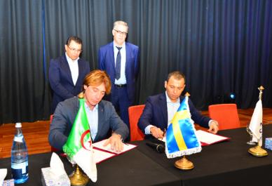 Faderco annonce la signature d'un contrat avec le géant Valmet pour équiper la nouvelle unité de production Sétif 4