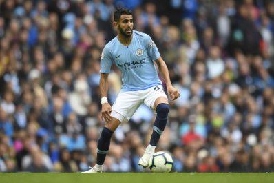 Manchester City: Mahrez à la croisée des chemins