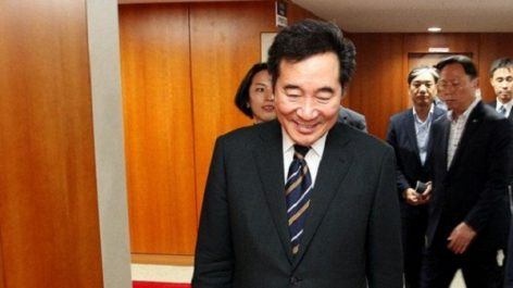 le Premier ministre de République de Corée attendu du 16 au 18 décembre à Alger