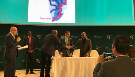 Telecom Egypt et Liquid Telecom signent un contrat d'infrastructure data