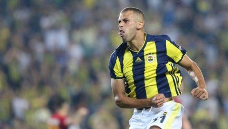 Olympiakos le pirée: Les supporters refusent Slimani