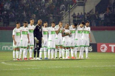 Equipe nationale: Les Verts à pied d'œuvre à Doha