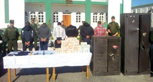 Récupération de plus de 3,1 milliards de centimes volés à Mostaganem