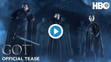 Game of Thrones saison 8 : HBO dévoile la date de diffusion et un nouveau trailer [vidéo]