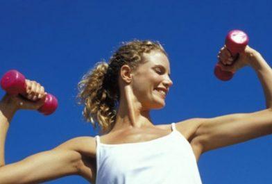 Forme: Deux exercices pour des triceps en béton