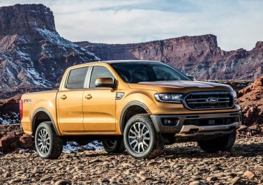 Ford Ranger 2019: Evolution en douceur