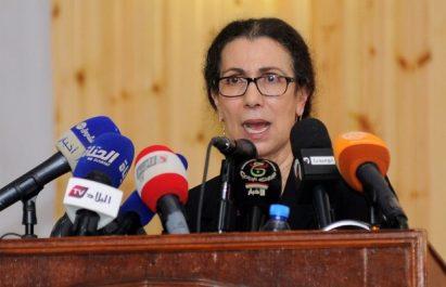 Louisa Hanoune: » Le pouvoir veut rester pour les 85 milliards de dollars qui restent.»