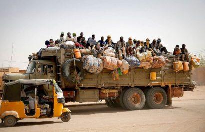 Migrants africains: Le piège d'Agadez