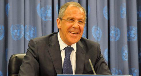 Le ministre Russe des AE à partir de mercredi en Algérie