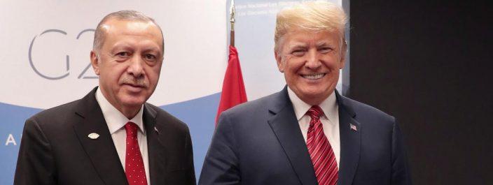 Syrie: Trump menace de «dévaster» l'économie de la Turquie si elle s'en prend aux Kurdes