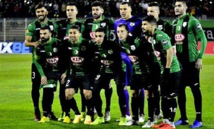Football : avec 8 victoires de suite, le CS Constantine inarretable