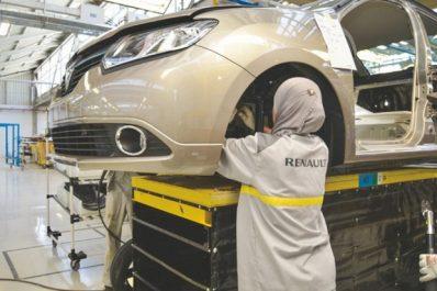 L'Algérie ne ressort pas dans le bilan de Renault !