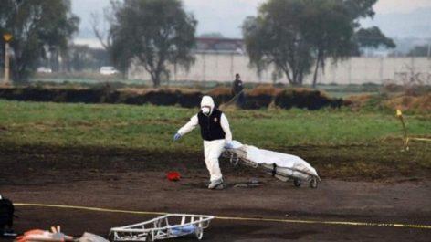 Mexique: le bilan des victimes de l'explosion d'un oléoduc passe à 73 morts