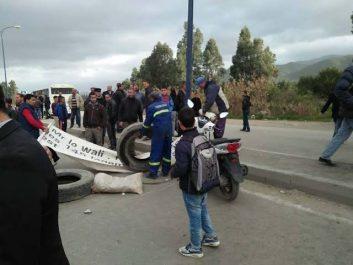 Sidi Bel Abbès : Des jeunes ferment le CW 55 !