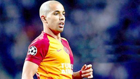 Galatasaray: Fatih Terim aurait pris sa décision finale pour Feghouli