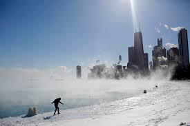 -45°C ressentis à Chicago : le nord des États-Unis pétrifié par un froid extrême