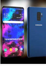 Samsung Galaxy S10+ : un rendu presse détaillé montre bien son écran doublement percé