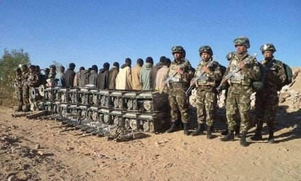 6 contrebandiers interceptés et 4 véhicules saisis dans le sud du pays