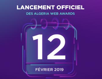 Les Algeria Web Awards reviennent pour une nouvelle édition 2019