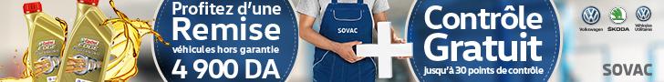 Sovac Algérie