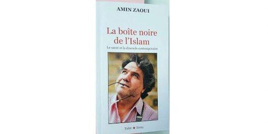 A Tizi Ouzou, Amin Zaoui dédicace « La Boîte noire de l'islam »  : «C'est un plaidoyer pour  la laïcité et contre l'intégrisme»