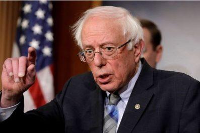 Etats-Unis : Bernie Sanders candidat aux présidentielles de 2020